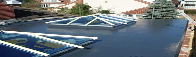 Diadem Construction - GRP Roofing