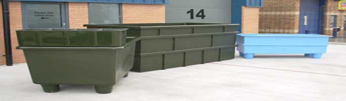 Diadem Construction - GRP Tanks