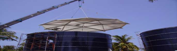 Diadem Construction - Tank Covers